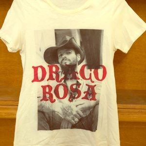 Official Draco Rosa Concert Tee